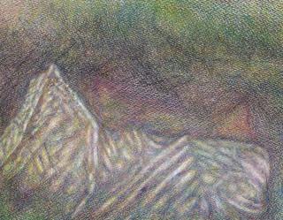 Mountain (Drawing) #1