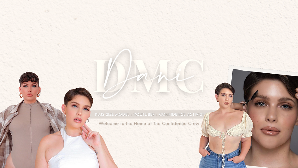 Copy of (3) Dani DMC -  Youtube Banner (