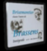 Coffret Brisemontier chante l'oeuvre de Brassens