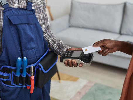 Field Services: Why You're Losing Money on Credit Card Processing
