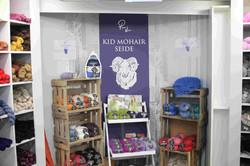 Kid Mohair Seide