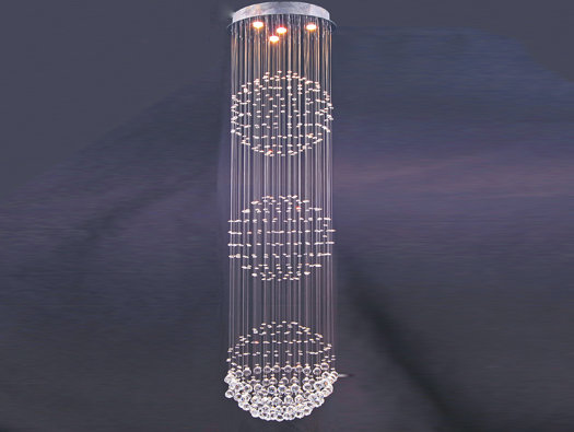 LINDA CRYSTAL LAMP