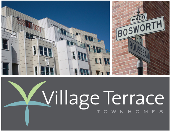 8 Condos, Village Terrace Townhomes