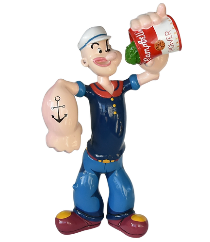 SCULPTURE POPEYE