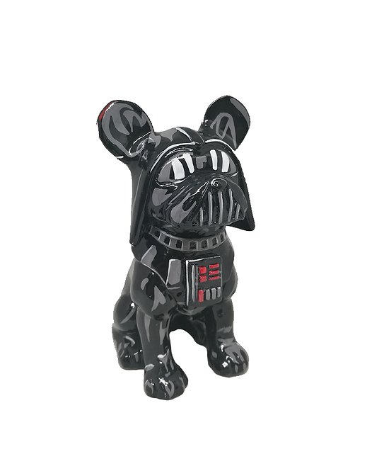 SCULPTURE BULLDOG STAR WAR
