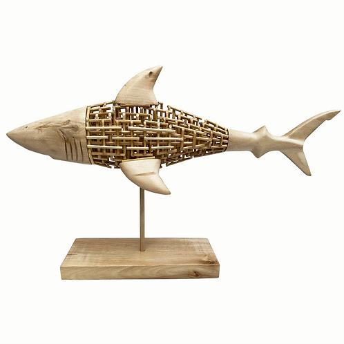 SHARK NET-NATURAL