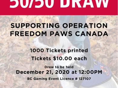 Operation Freedom Paws Canada