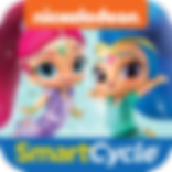 Fisher-Price Smart Cycle Shimmer & Shine Carpet Ride