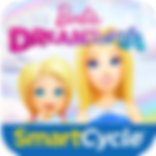 Fisher-Price Smart Cycle Barbie Dreamtopia