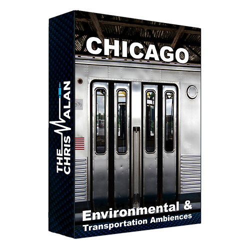 Chicago Environmental & Transportation Ambiences