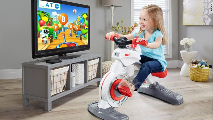 Fisher-Price Smart Cycle Work of Sound by The Chris Alan