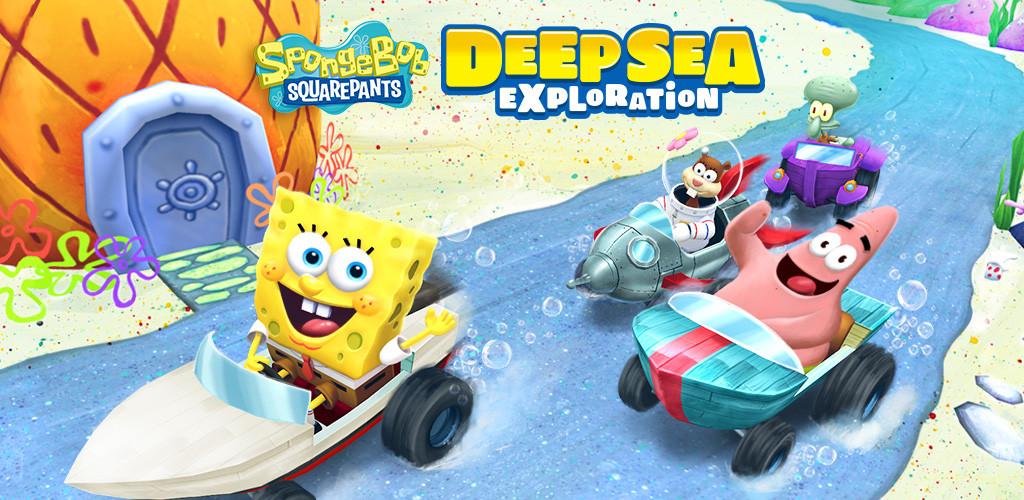 SpongeBob Deep Sea Exploration