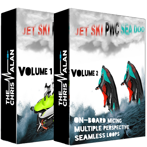 PWC/Jet Ski/Sea Doo | Volume 1 & 2