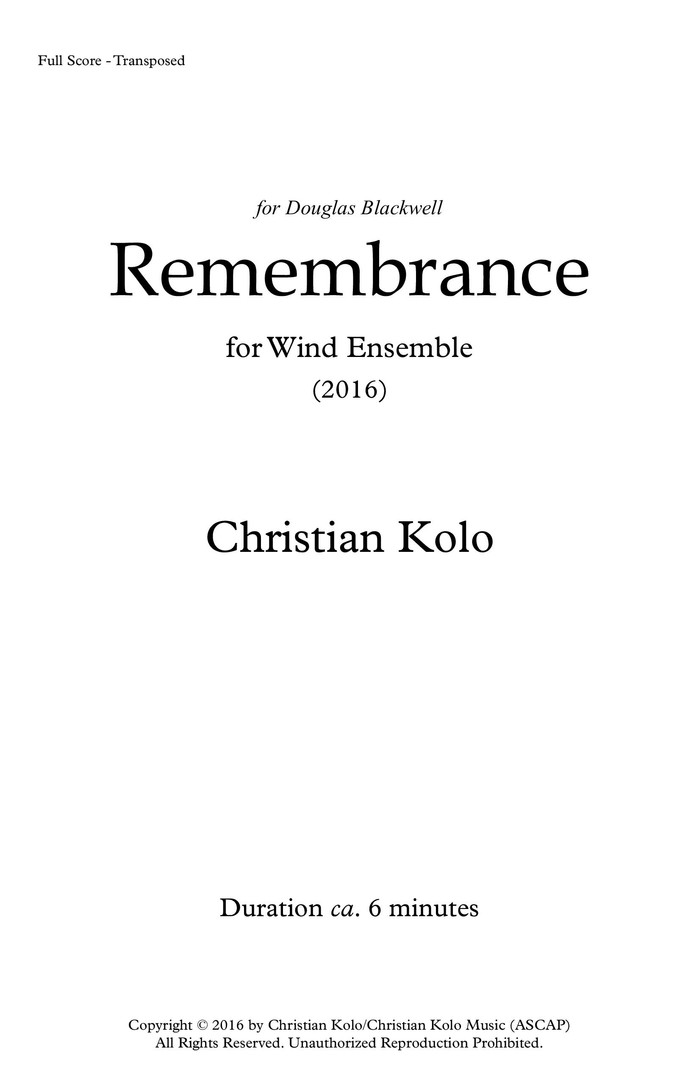 Remembrance (Works Cover).jpg