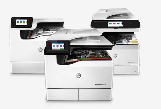 Impressoras HP