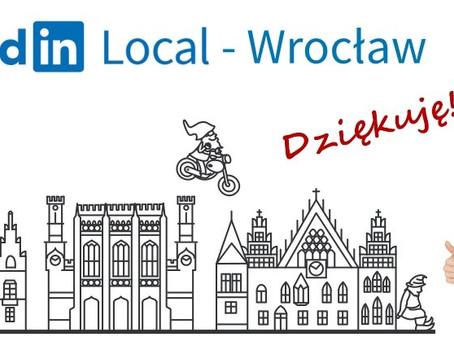 LinkedIn Local Wrocław – kilka słów o wartościowym networkingu