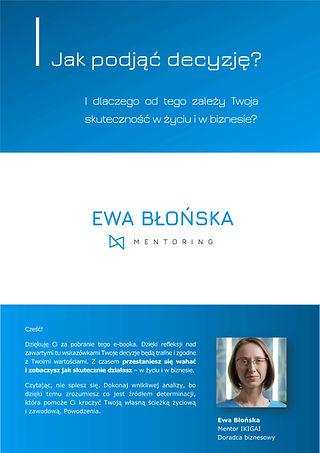 e-book jak podjąć decyzją i jak być skut