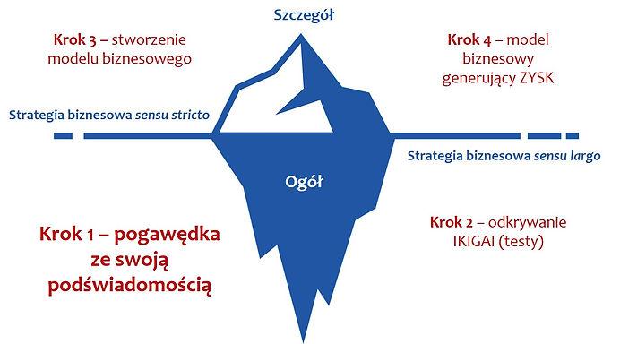 strategia biznesowa ikigai ewa błońska.j
