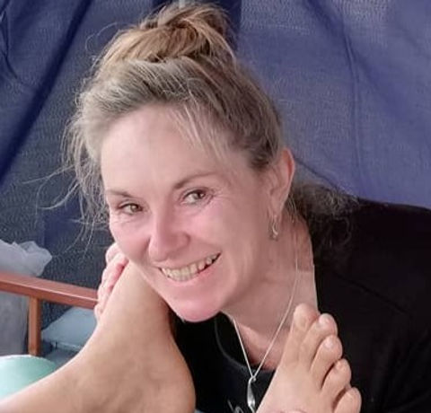 Jane is the relexology practitioner at Feet Up For Health