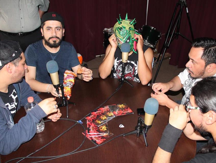Asos en vivo en La Arena Radio