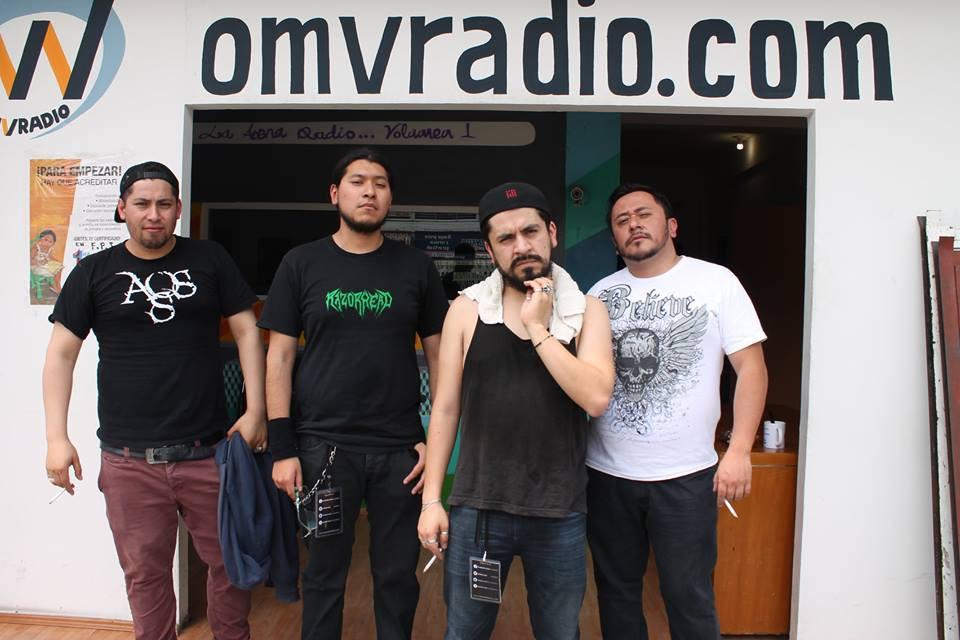 Entrevista en La Arena Radio con El Maldito Perro