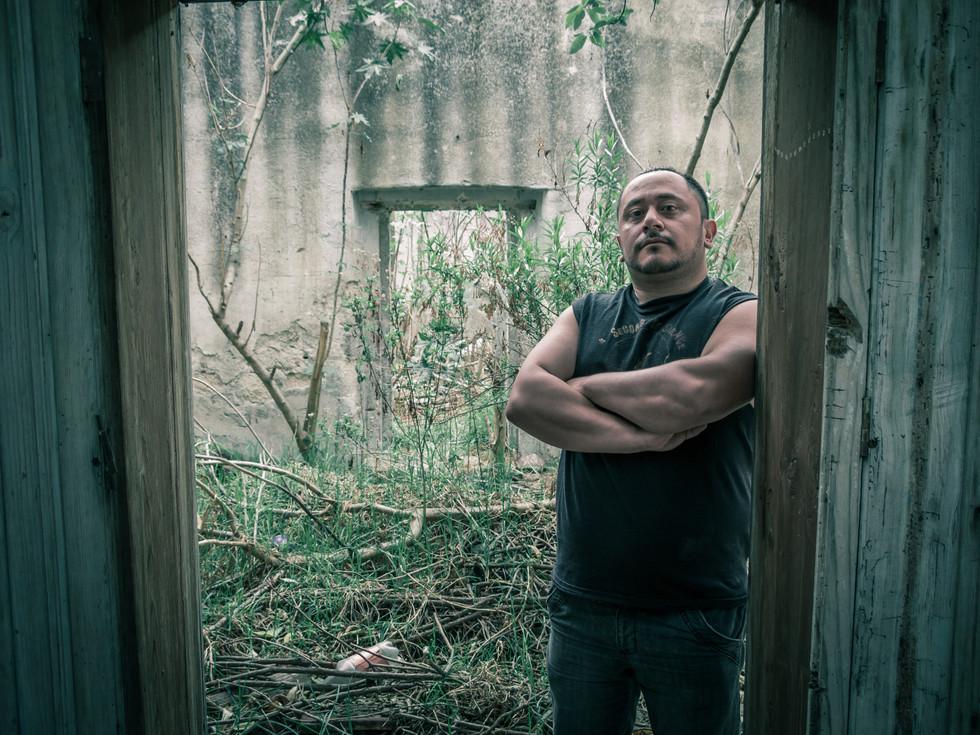 Llega un gigante a ASOS: Omar U. (Bajista)