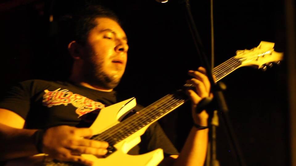 Se va un grande de ASOS: David R. (Guitarra)
