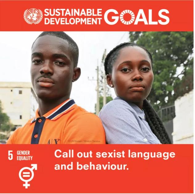 Goal 5: Gender Equality
