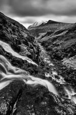 FAROE ISLANDS WATERFALL 2