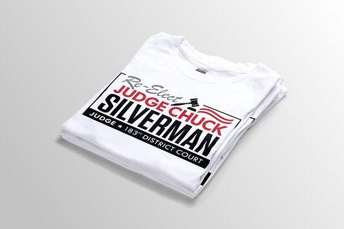 Judge Silverman Campaign Shirt