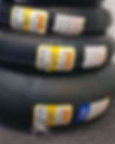 street and track tyres