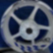 PMD Racing rim stickers
