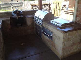 Outdoor Living Space Cleveland TN