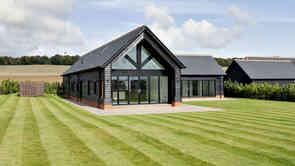 New Barn, Coleman's Farm, Epping