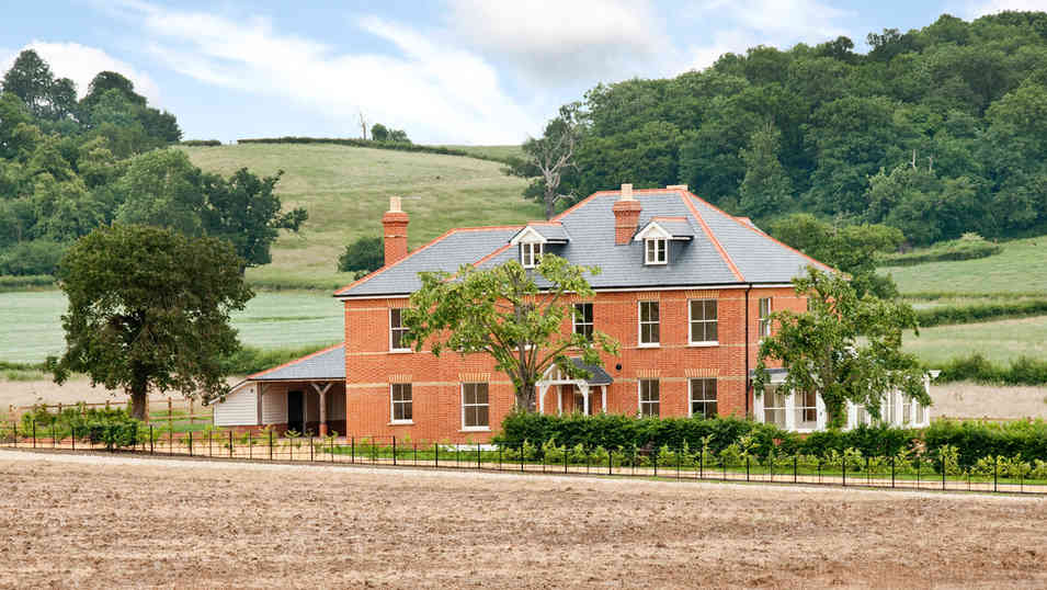 Coleman's Farm House, Epping