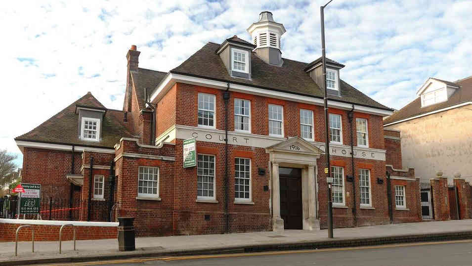Conversion of former Court House, Barnet