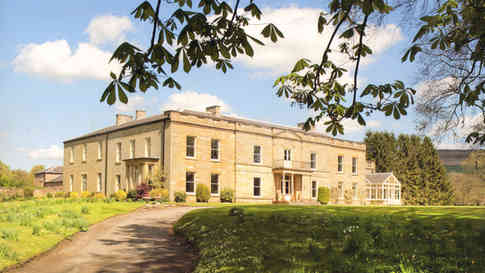 Grade II Listed Country House, North Yorkshire
