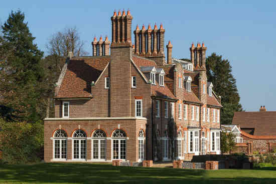 Refurbishment and extension of a Country House, Bedfordshire