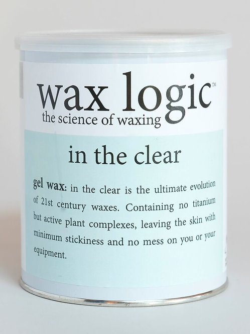 In the Clear warm wax 800ml