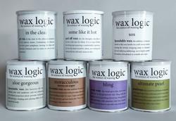 wax logic waxes