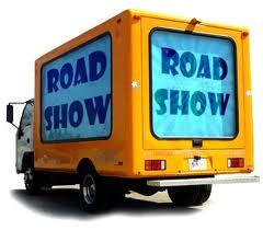 Wax Logic Road show Rides again