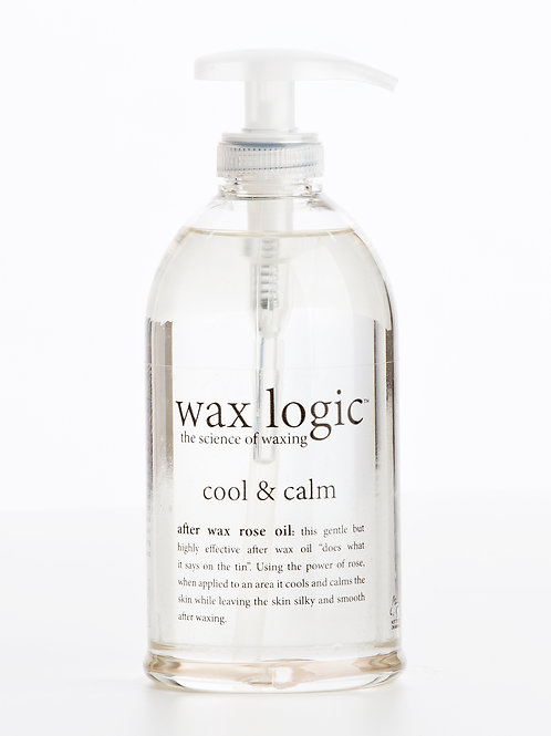 Cool and Calm after wax oil 500ml