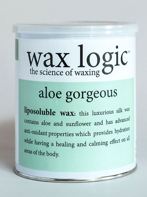 Aloe gorgeous Warm wax 800ml