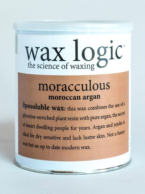 Moracculous Warm Wax 800ml