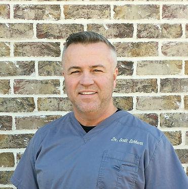 Doctor Scott Eichhorn Portrait