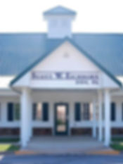 Front of Our Heber Springs Dental Office