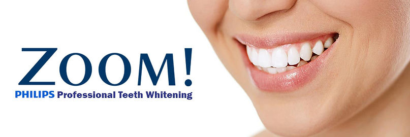Teeth Whitening With Zoom