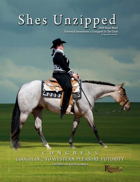 Shes Unzipped