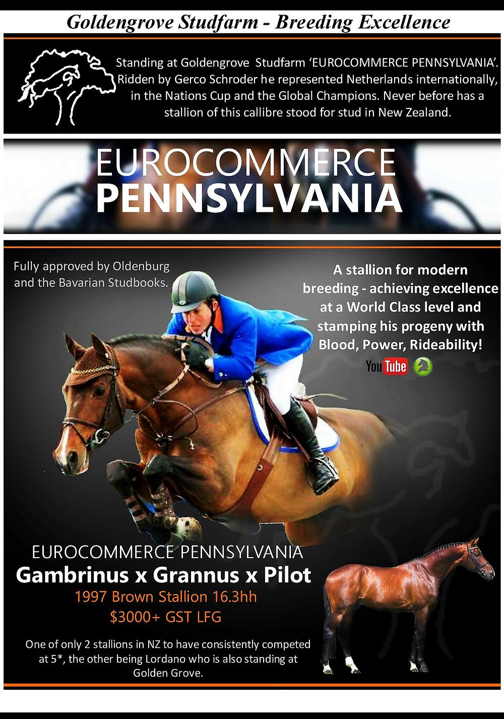 Eurocommerce Pennsylvania