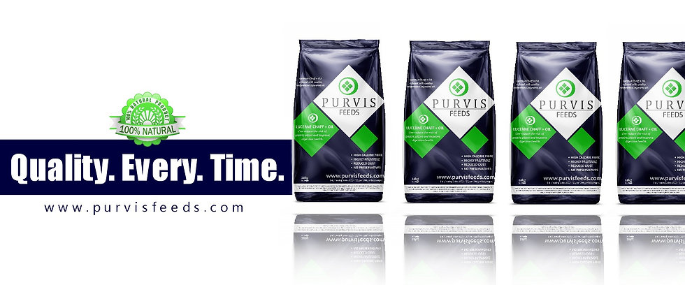 Purvis Feeds Lucerne Chaff